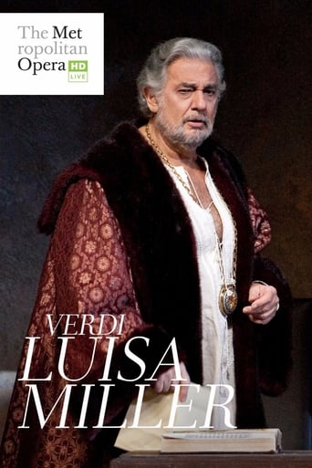 Luisa Miller: Met Opera Live