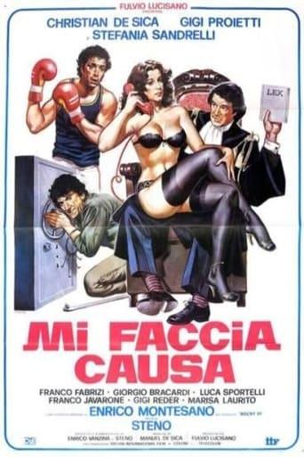 Poster of Mi faccia causa