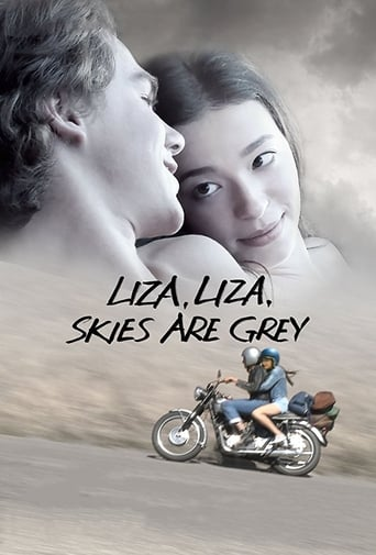 Liza, Liza, Skies Are Grey poster