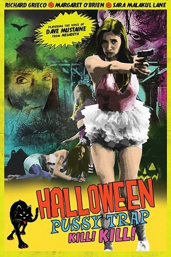 watch Halloween Pussy Trap Kill! Kill! online
