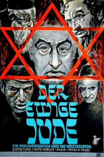 Poster of The Eternal Jew