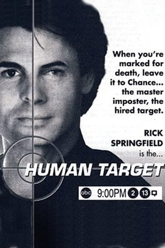 Poster of Human Target