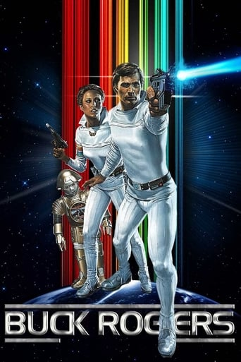 Poster of Buck Rogers in the 25th Century