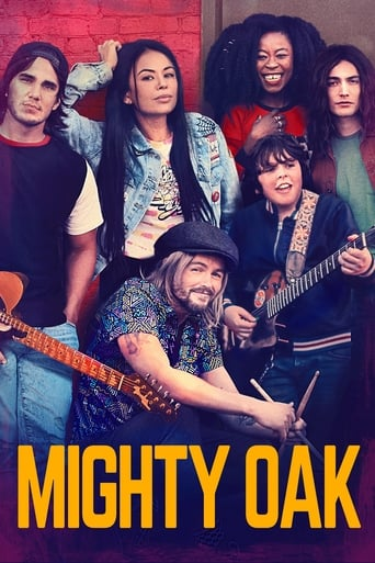 Poster of Mighty Oak