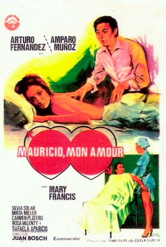 Poster of Mauricio, mon amour