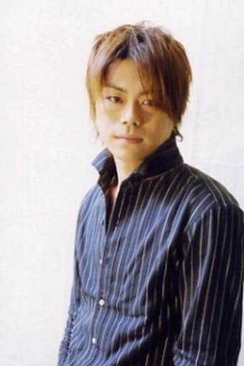 Image of Daisuke Namikawa