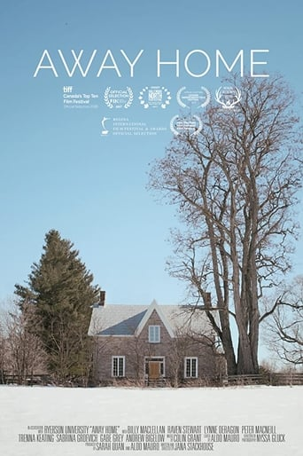 Poster of Away Home