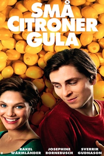 Små citroner gula - filmaffisch