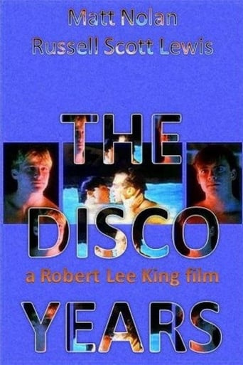 Poster of The Disco Years