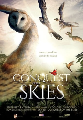 Poster of Wild Flight: Conquest of the Skies 3D