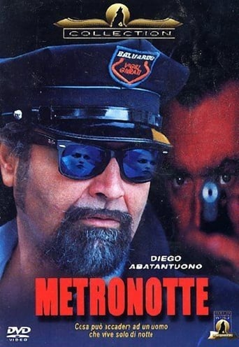Poster of Metronotte