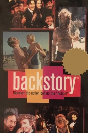 Poster of Backstory