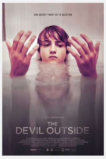 Poster of The Devil Outside
