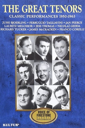 Poster of The Voice of Firestone
