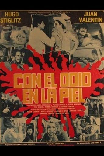 Poster of Con el odio en la piel