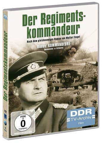 Poster of Der Regimentskommandeur