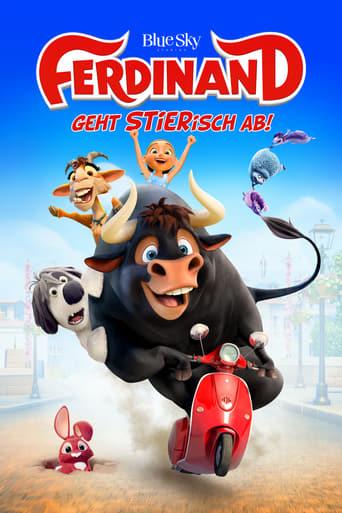 Filmplakat von Ferdinand - Geht STIERisch ab!