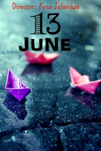 Poster of 13 JUNE
