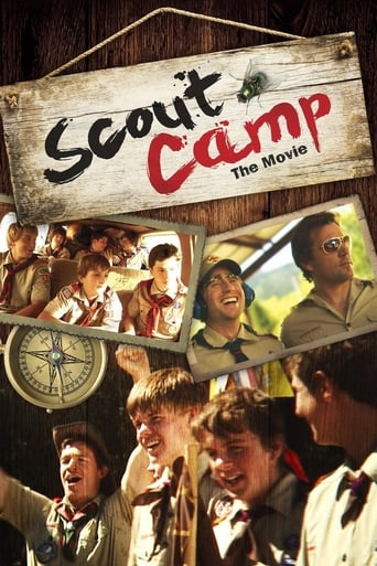 Poster of Scout Camp