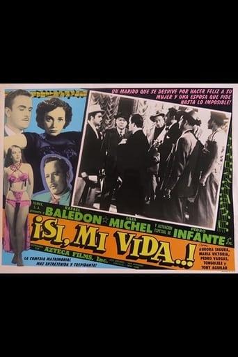 Poster of Si, Mi vida