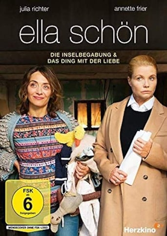 Poster of Ella Schön - Die Inselbegabung