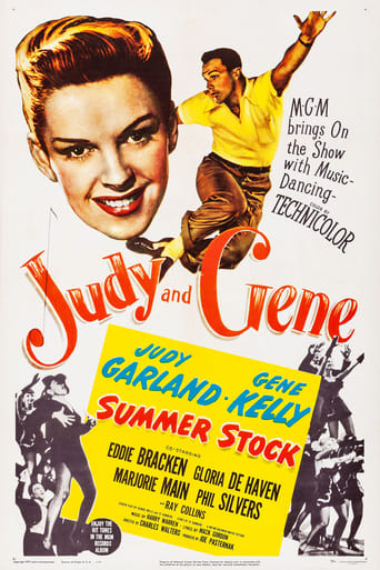 Poster of Summer Stock