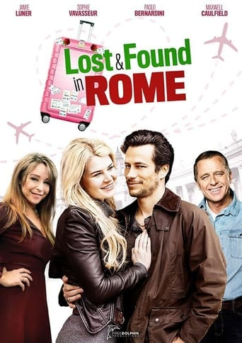 Poster of Lost & Found in Rome