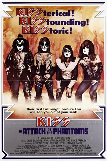 Poster of KISS Meets the Phantom of the Park