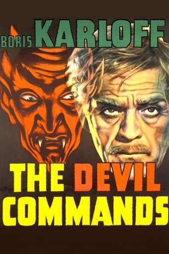 Poster of The Devil Commands