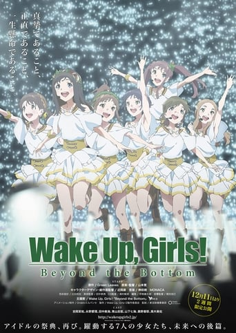 Poster of Wake Up, Girls! Beyond the Bottom