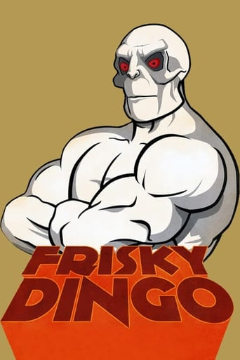 Poster of Frisky Dingo