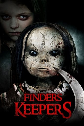 Poster of Finders Keepers
