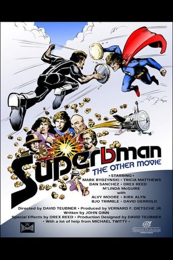 Poster of Superbman: The Other Movie