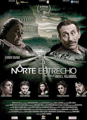 Poster of Norte Estrecho