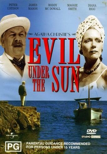Agatha Christie's Evil Under The Sun 1981 poster