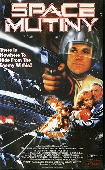 Poster of Space Mutiny