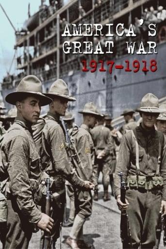 Poster of Les Américains dans la Grande Guerre, 1917-1918