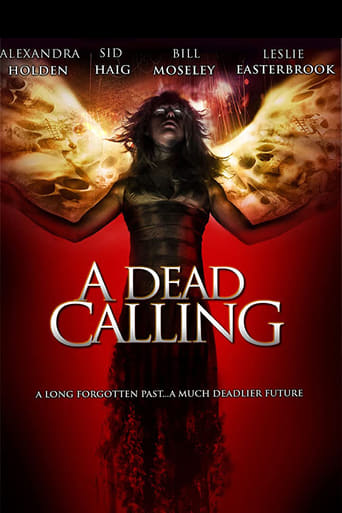 Poster of A Dead Calling