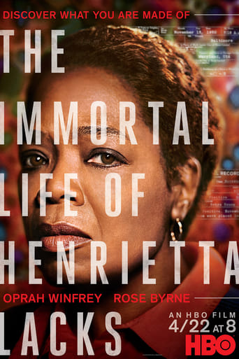 Poster of The Immortal Life of Henrietta Lacks