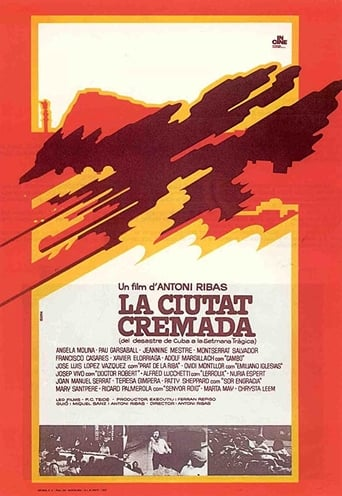 Poster of The Burned City