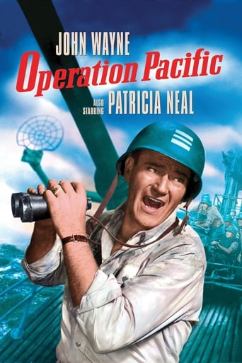 Poster of Operation Pacific