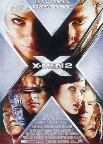 Poster of X-Men 2