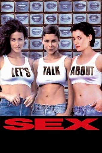 Poster of Let's Talk About Sex