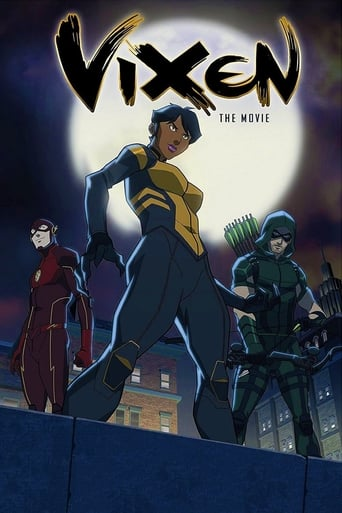 Vixen: The Movie poster