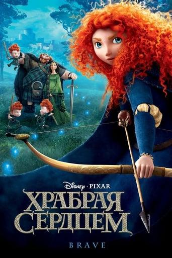 Poster of Храбрая сердцем