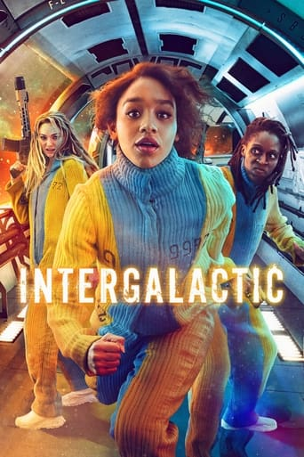 Poster of Intergalactic