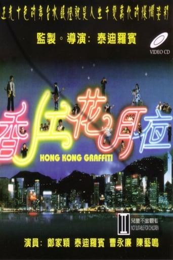 Poster of Hong Kong Graffiti