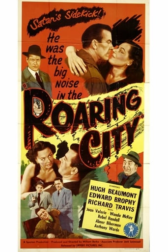 Poster of Roaring City
