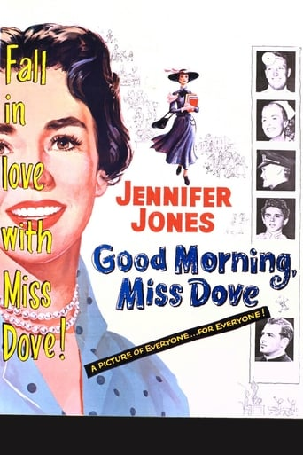 Poster of Good Morning Miss Dove