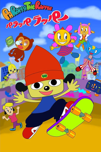 Poster of PaRappa the Rapper
